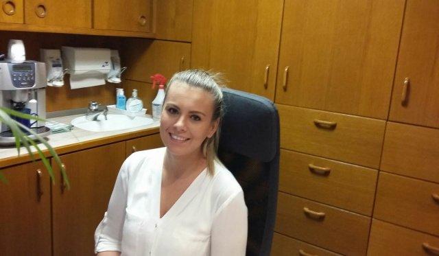 Medizinische Verwaltungsassistentin Jelena Javorovic